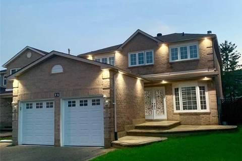 House for sale at 71 Ravenswood Dr Brampton Ontario - MLS: W4478761