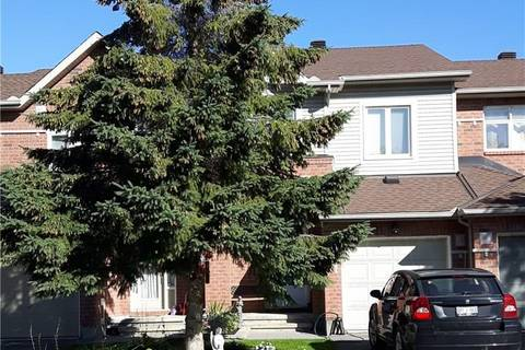 Townhouse for sale at 71 Redpath Dr Ottawa Ontario - MLS: 1143040