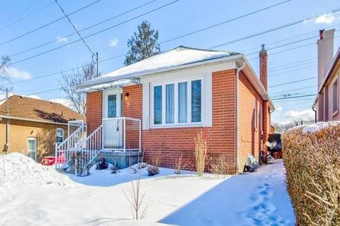 House for sale at 71 Redwater Dr Toronto Ontario - MLS: W4375372