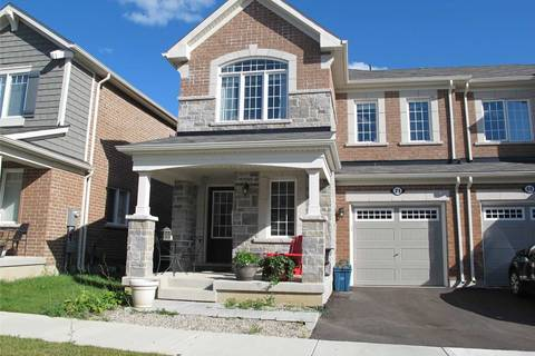 Townhouse for sale at 71 Reichert Ct Milton Ontario - MLS: W4574450