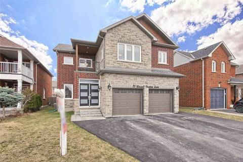 House for sale at 71 Russell Barton Ln Uxbridge Ontario - MLS: N4733052