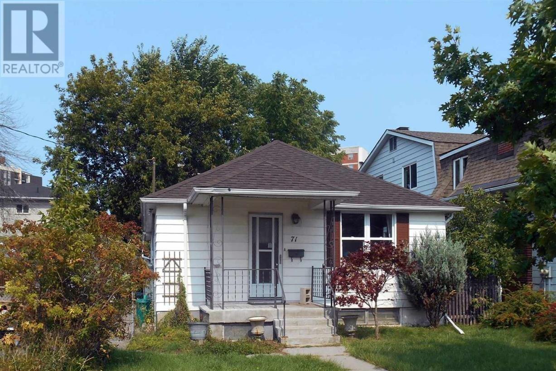 House for sale at 71 Scott St Kingston Ontario - MLS: K20006717