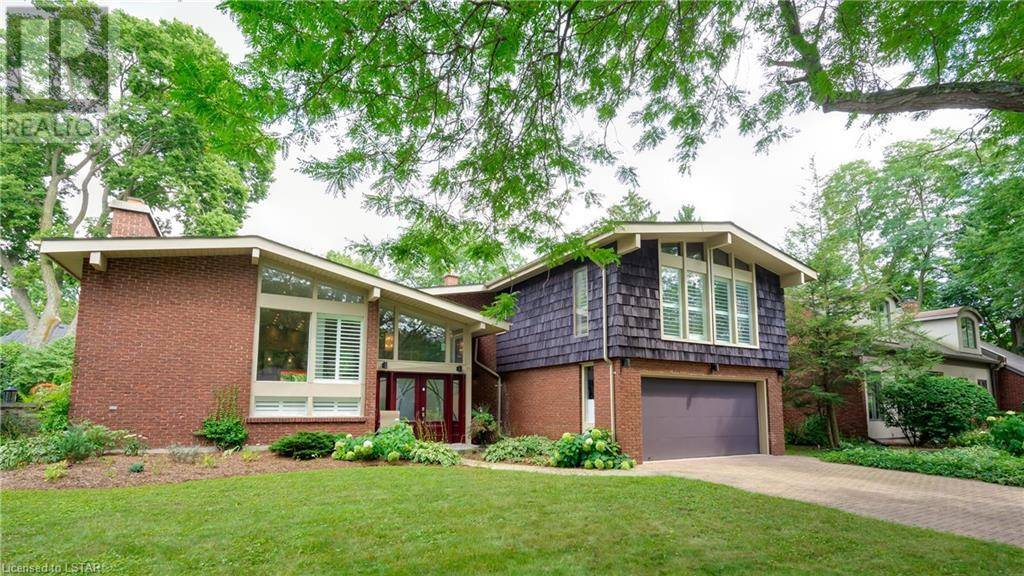 House for sale at 71 Sherwood Ave London Ontario - MLS: 217208