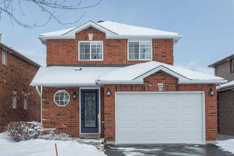 House for sale at 71 Snowy Owl Cres Barrie Ontario - MLS: S4698472