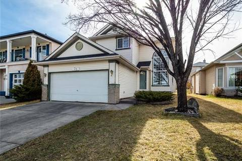 House for sale at 71 Somerset Sq Southwest Calgary Alberta - MLS: C4240794