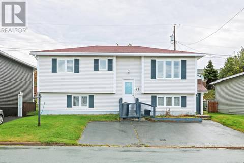 House for sale at 71 Sparrow Dr Conception Bay South Newfoundland - MLS: 1197168