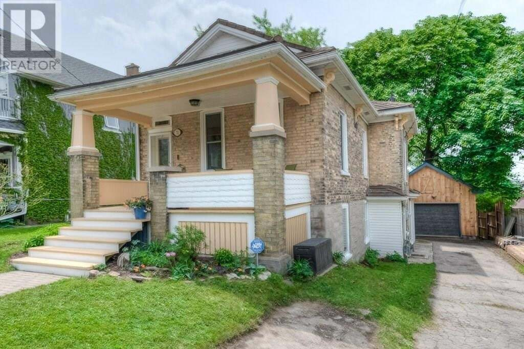 House for sale at 71 St George St Kitchener Ontario - MLS: 30809373