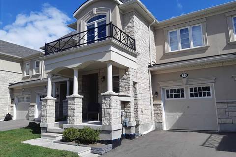 Townhouse for rent at 71 Stocks Ln Aurora Ontario - MLS: N4591384