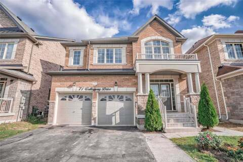 House for sale at 71 Valleyway Dr Brampton Ontario - MLS: W4931505