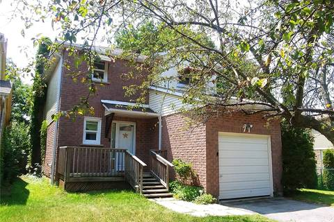 House for sale at 71 Vanessa Pl Whitby Ontario - MLS: E4514042