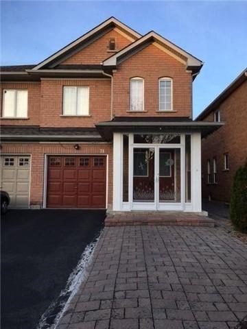 Sold: 71 Via Jessica Drive, Markham, ON
