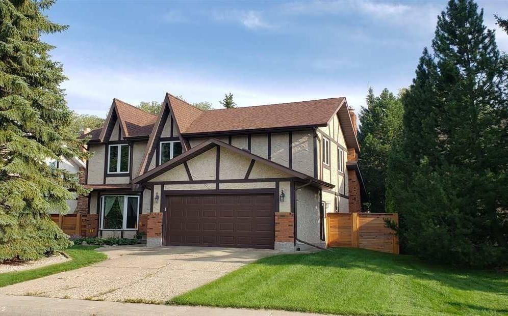 House for sale at 71 Wakina Dr Nw Edmonton Alberta - MLS: E4163588