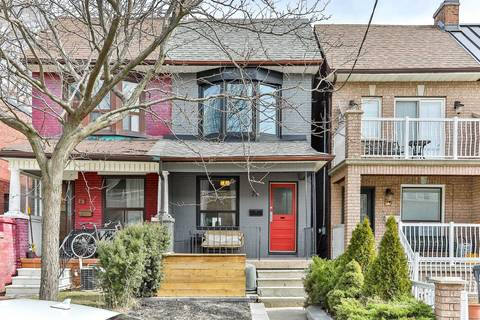 Townhouse for sale at 71 Ward St Toronto Ontario - MLS: W4730685