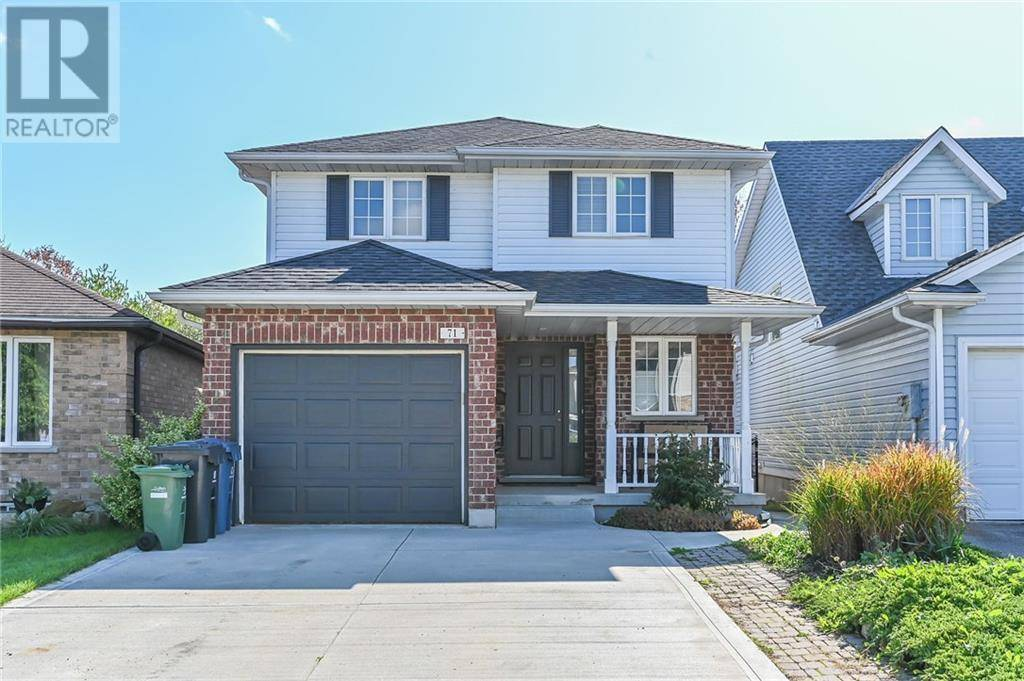 71 Waxwing Crescent, Guelph | Image 1