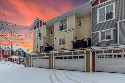 Townhouse for sale at 71 West Springs Ln Southwest Calgary Alberta - MLS: C4292449