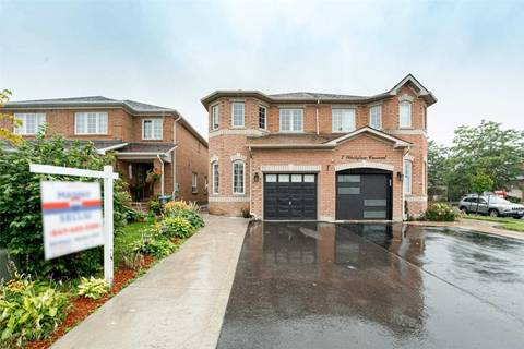 Townhouse for sale at 71 Whiteface Cres Brampton Ontario - MLS: W4558907