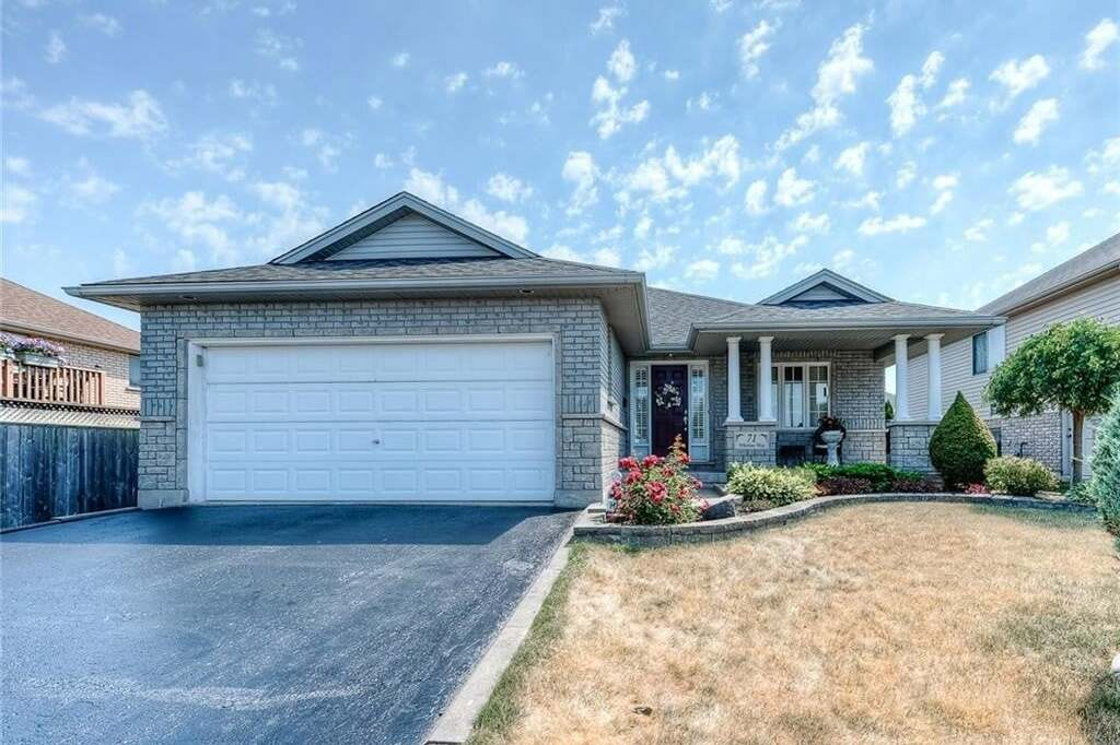 House for sale at 71 Whitlaw Wy Paris Ontario - MLS: 30819260