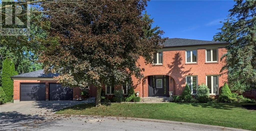House for sale at 71 Wimbledon Ct London Ontario - MLS: 226496