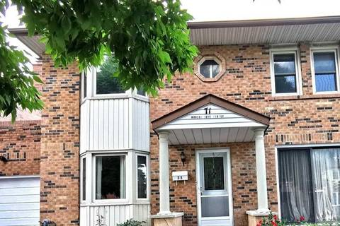 House for sale at 71 Woolenscote Circ Toronto Ontario - MLS: W4518997