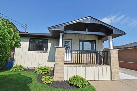 House for sale at 71 Worsley Rd Hamilton Ontario - MLS: X4523309
