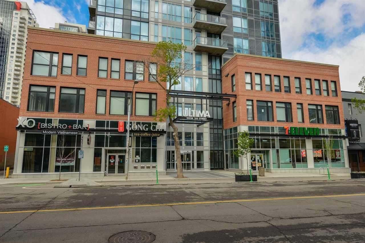 Condo for sale at 10238 103 St St NW Unit 710 Edmonton Alberta - MLS: E4213553