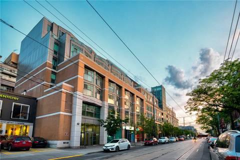Condo for sale at 1171 Queen St Unit 710 Toronto Ontario - MLS: C4523492