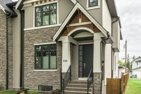 Townhouse for sale at 710 19 Ave NW Calgary Alberta - MLS: A1025974
