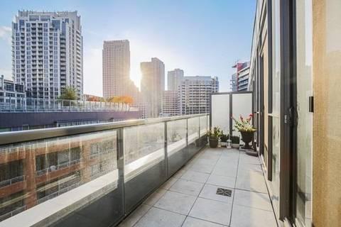 Apartment for rent at 20 Bruyeres Me Unit 710 Toronto Ontario - MLS: C4513744