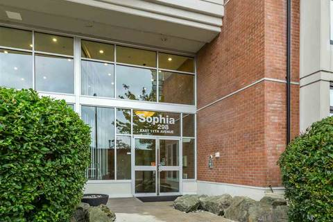Condo for sale at 298 11th Ave E Unit 710 Vancouver British Columbia - MLS: R2414040