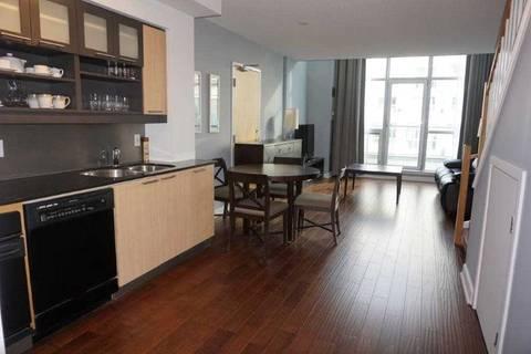 Apartment for rent at 36 Blue Jays Wy Unit 710 Toronto Ontario - MLS: C4661288