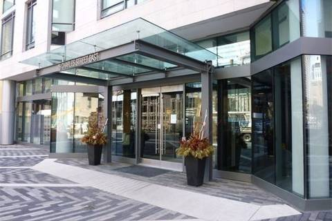 Apartment for rent at 45 Charles St Unit 710 Toronto Ontario - MLS: C4648334