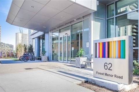 Apartment for rent at 62 Forest Manor Rd Unit 710 Toronto Ontario - MLS: C4526176