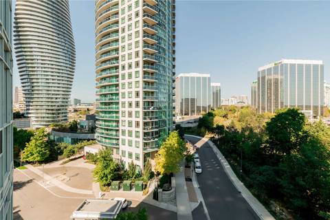 Condo for sale at 90 Absolute Ave Unit 710 Mississauga Ontario - MLS: W4576492