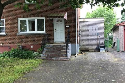 House for rent at 710 Cole Ave Ottawa Ontario - MLS: 1156677