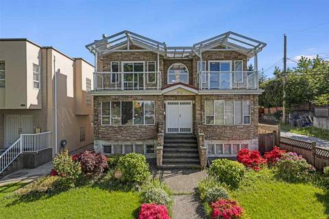 House for sale at 710 40th Ave E Vancouver British Columbia - MLS: R2372062