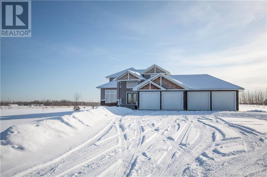 House for sale at 9 Rng Rd 70  Unit 710050 Grande Prairie, County Of Alberta - MLS: GP214529