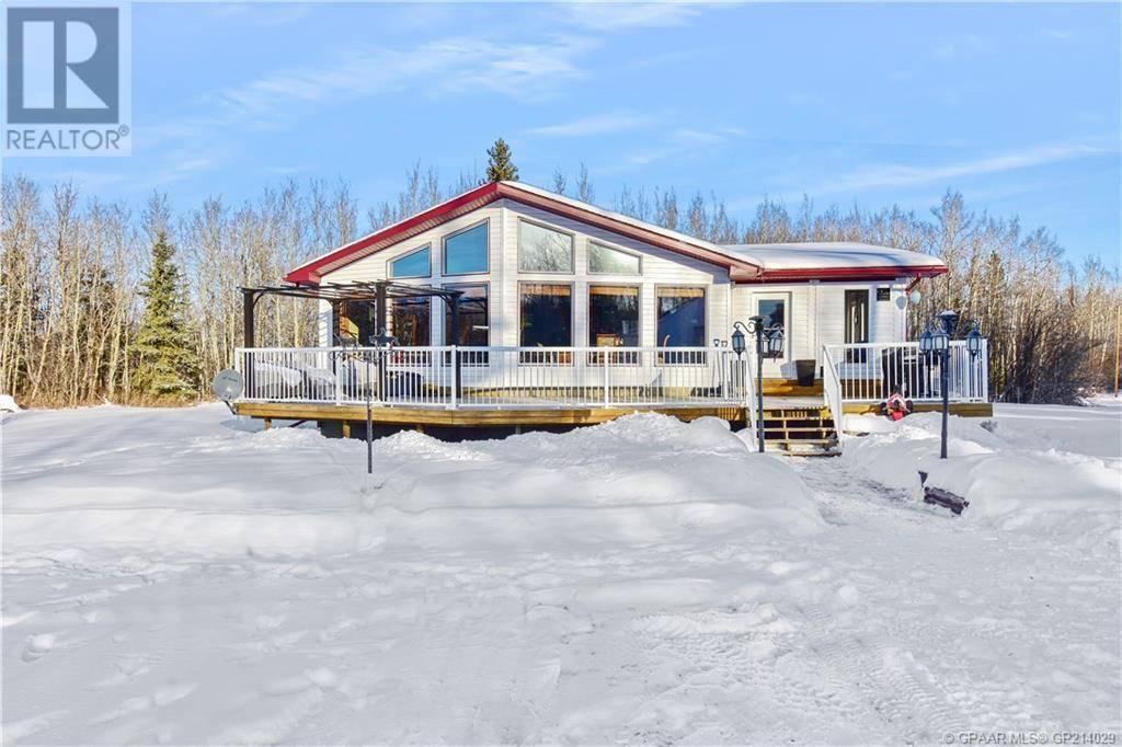 Home for sale at 71009 Range Road 215  Greenview, Md Alberta - MLS: GP214029