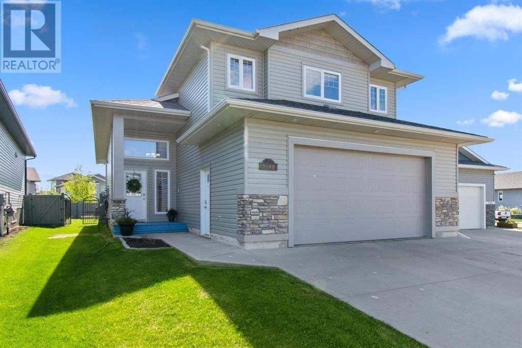 House for sale at 7105 115 St Grande Prairie Alberta - MLS: A1001959