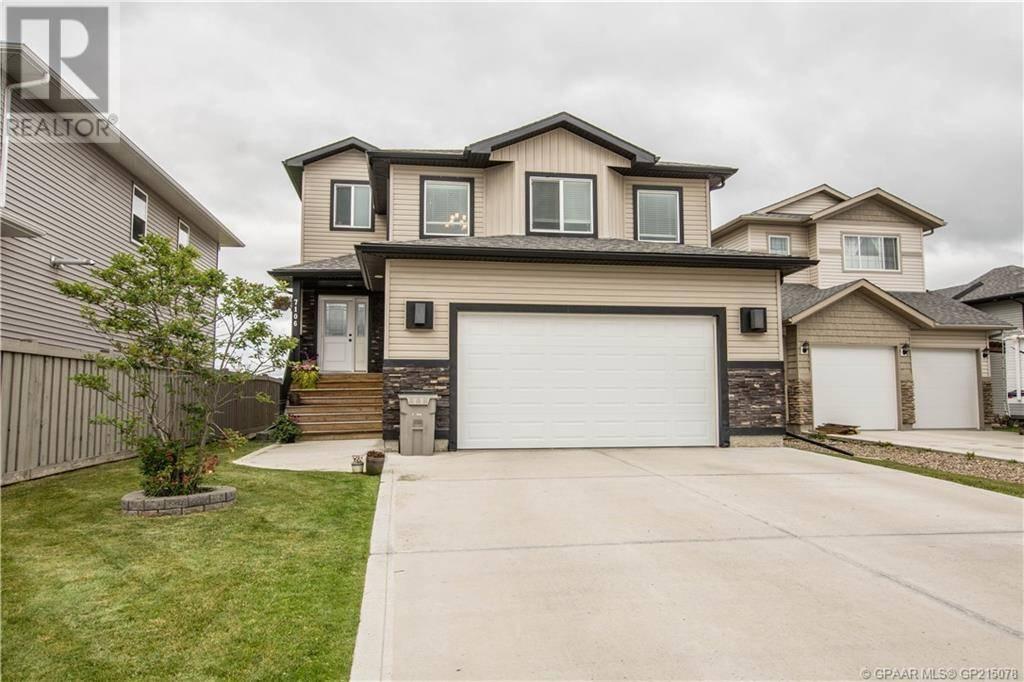 House for sale at 7106 115 St Grande Prairie Alberta - MLS: GP215078