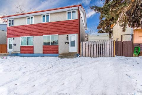 Townhouse for sale at 7107 Bowman Ave Regina Saskatchewan - MLS: SK798572