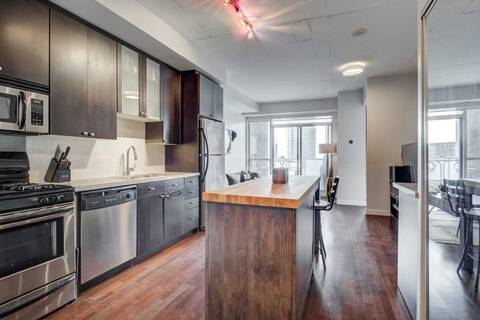 Condo for sale at 1 Shaw St Unit 711 Toronto Ontario - MLS: C4737720