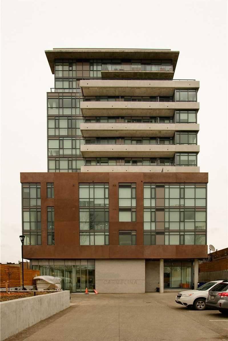 Carmelina Condos Condos: 2055 Danforth Avenue, Toronto, ON