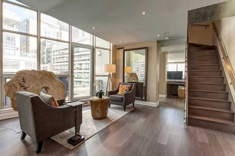 Condo for sale at 36 Blue Jays Wy Unit 711/712 Toronto Ontario - MLS: C4432309