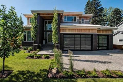 House for sale at 711 Crescent Blvd Southwest Calgary Alberta - MLS: C4283107