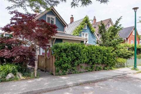 Townhouse for sale at 711 Keefer St Vancouver British Columbia - MLS: R2461079