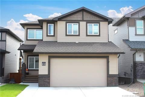 House for sale at 711 Moonlight Cres W Lethbridge Alberta - MLS: LD0159598