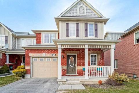 Townhouse for sale at 711 Rayner Ct Milton Ontario - MLS: W4726680
