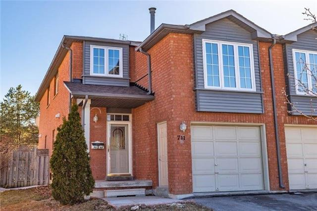 For Sale: 711 Walpole Crescent, Newmarket, ON | 3 Bed, 3 Bath Townhouse for $678,000. See 12 photos!