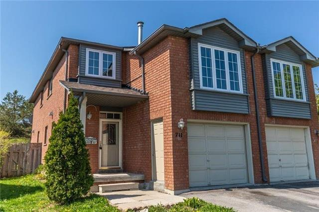 For Sale: 711 Walpole Crescent, Newmarket, ON | 3 Bed, 3 Bath Townhouse for $629,000. See 15 photos!