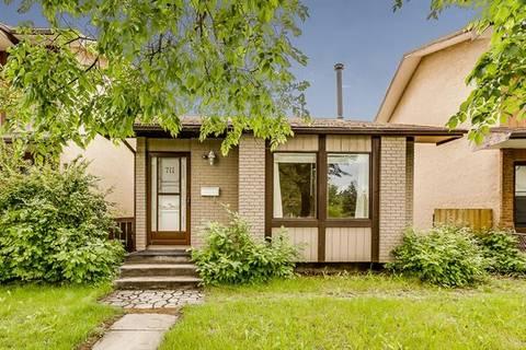 House for sale at 711 Whiteridge Rd Northeast Calgary Alberta - MLS: C4261049